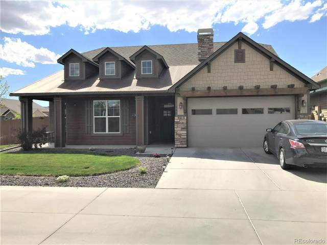 665 High Sierra Lane, Grand Junction, CO 81505 (MLS #8928133) :: 8z Real Estate