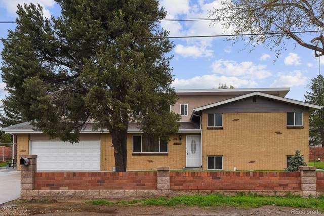 9325 W 45th Avenue, Wheat Ridge, CO 80033 (#8928200) :: Finch & Gable Real Estate Co.