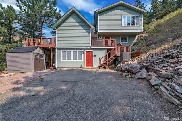 93 Pine Needle Road, Boulder, CO 80304 (#8928248) :: The DeGrood Team
