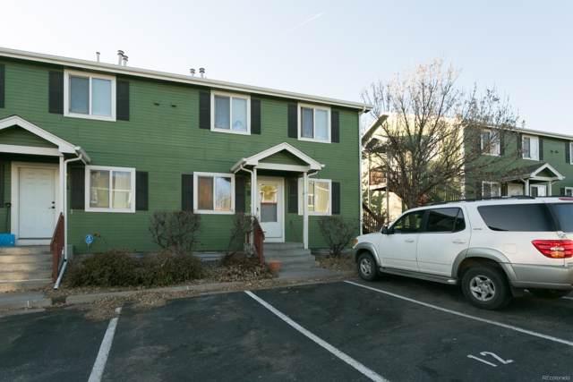 3234 W Girard Avenue B, Englewood, CO 80110 (#8928847) :: The Gilbert Group
