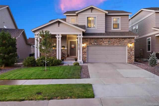 23195 Milford Lane, Parker, CO 80138 (#8929087) :: The HomeSmiths Team - Keller Williams