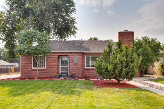 2501 Oneida Street, Denver, CO 80207 (#8929337) :: The DeGrood Team