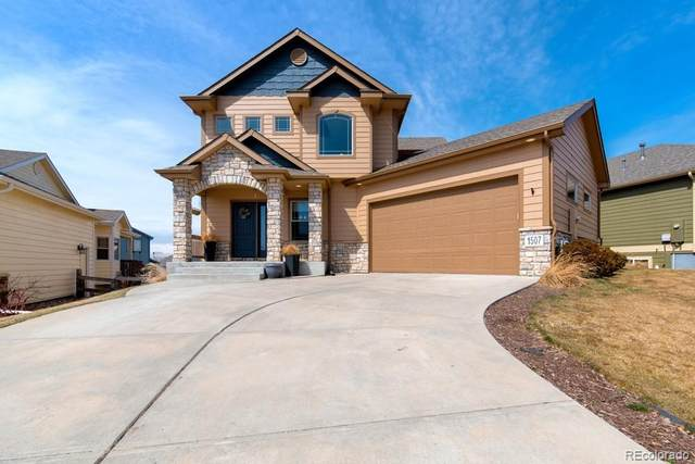 1507 60th Avenue, Greeley, CO 80634 (#8929359) :: Finch & Gable Real Estate Co.