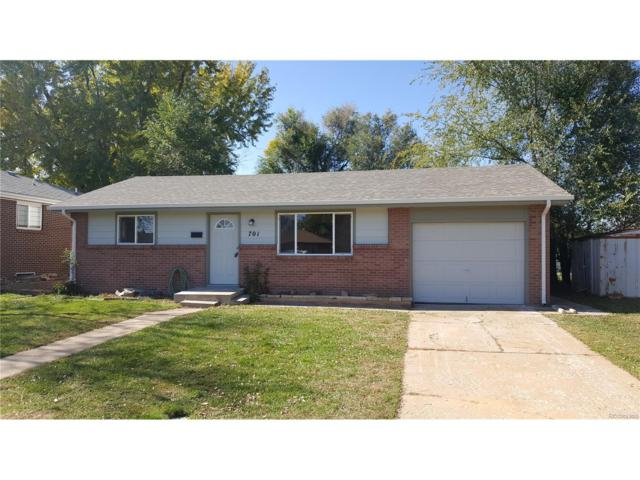 701 28th Avenue, Greeley, CO 80634 (MLS #8929672) :: 8z Real Estate