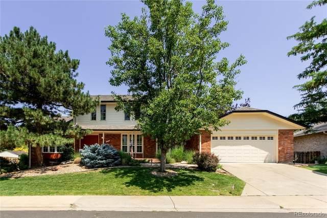 10581 E Dorado Avenue, Englewood, CO 80111 (#8930051) :: The Griffith Home Team