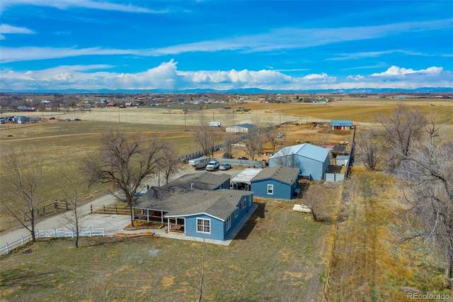 3591 County Road 41, Hudson, CO 80642 (#8930308) :: Mile High Luxury Real Estate
