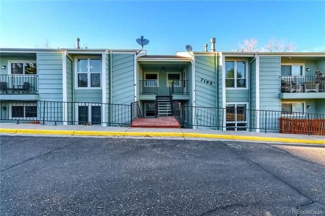 7185 S Gaylord Street B13, Centennial, CO 80122 (#8930404) :: Briggs American Properties