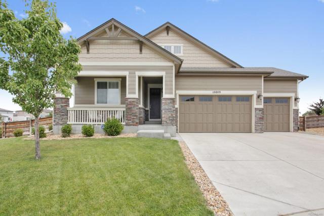 10809 Pitkin Street, Commerce City, CO 80022 (#8931134) :: Bring Home Denver