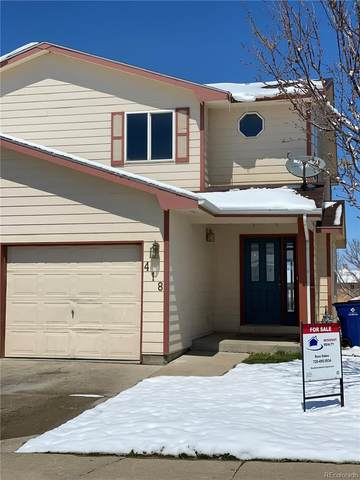 418 Sterling Lane, Dacono, CO 80514 (#8932029) :: My Home Team