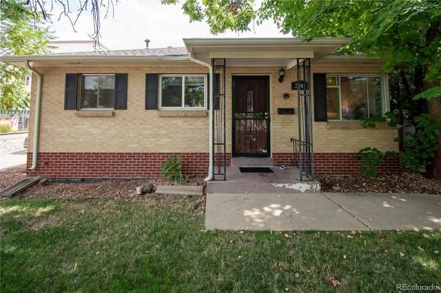 2042 S Josephine Street #1, Denver, CO 80210 (#8932064) :: Signature Realty, Inc.