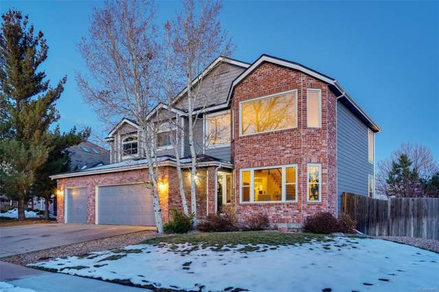 9326 Erminedale Drive, Lone Tree, CO 80124 (#8932179) :: The Peak Properties Group