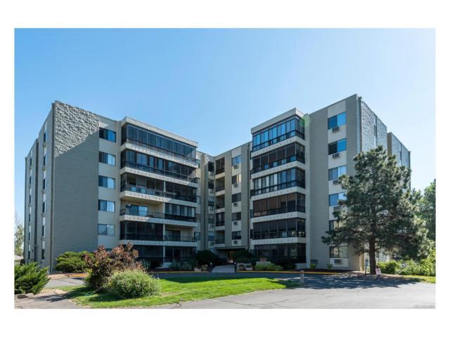 13991 E Marina Drive #614, Aurora, CO 80014 (MLS #8932612) :: 8z Real Estate