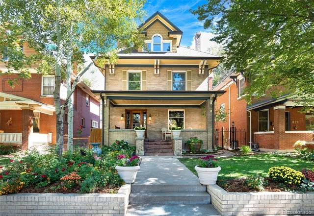 832 N Lafayette Street, Denver, CO 80218 (#8932694) :: Symbio Denver
