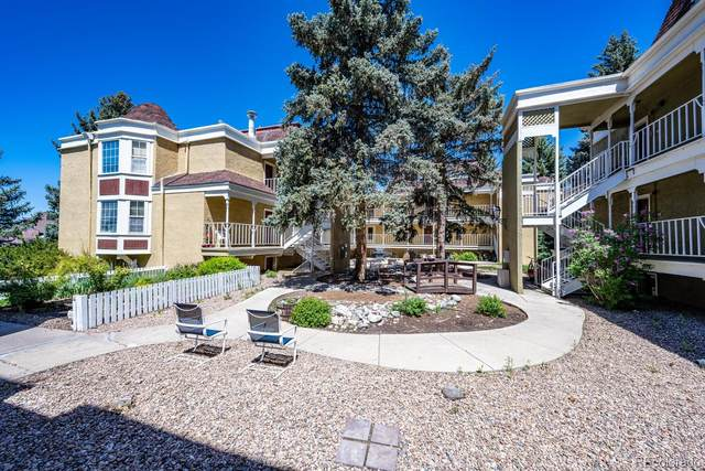 19636 Victorian Drive B16, Parker, CO 80138 (#8932840) :: The Colorado Foothills Team | Berkshire Hathaway Elevated Living Real Estate