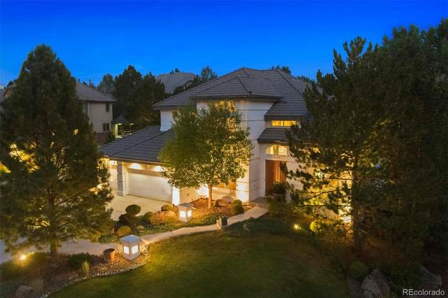 9144 E Star Hill Trail, Lone Tree, CO 80124 (#8933867) :: The Brokerage Group