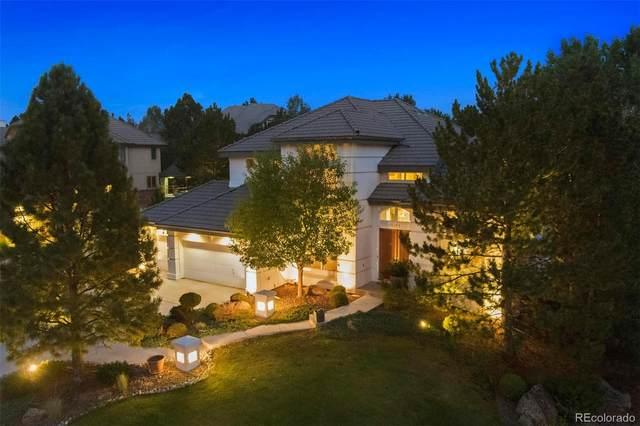 9144 E Star Hill Trail, Lone Tree, CO 80124 (#8933867) :: Briggs American Properties