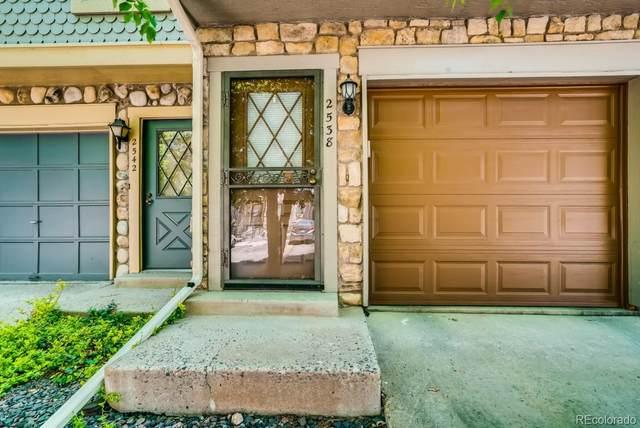 2538 E Nichols Circle, Centennial, CO 80122 (#8933920) :: The Griffith Home Team