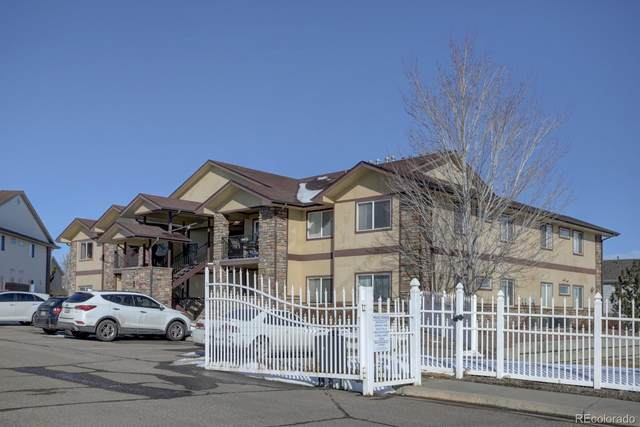 875 E 78th Avenue #8, Denver, CO 80229 (#8934078) :: The Heyl Group at Keller Williams