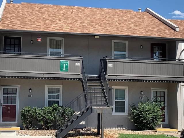 2301 E Fremont Avenue T10, Centennial, CO 80122 (MLS #8934618) :: 8z Real Estate