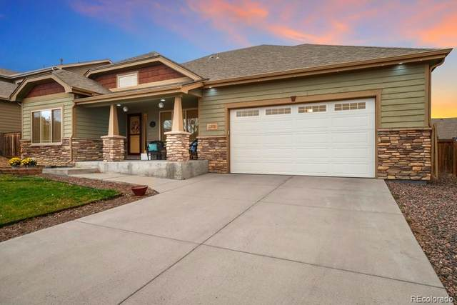 2301 73rd Avenue, Greeley, CO 80634 (#8934750) :: Peak Properties Group