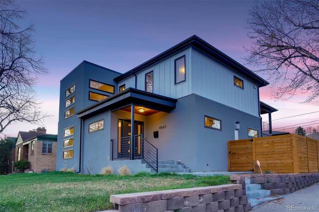4601 W 29th Avenue, Denver, CO 80212 (#8934948) :: RazrGroup