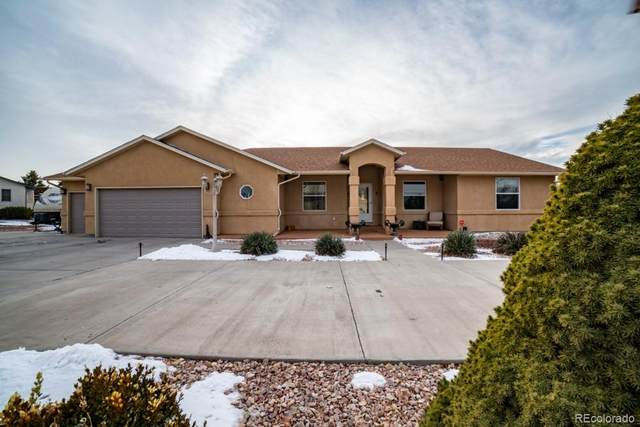 169 S Cirlce Drive, Pueblo West, CO 81007 (#8935829) :: Venterra Real Estate LLC