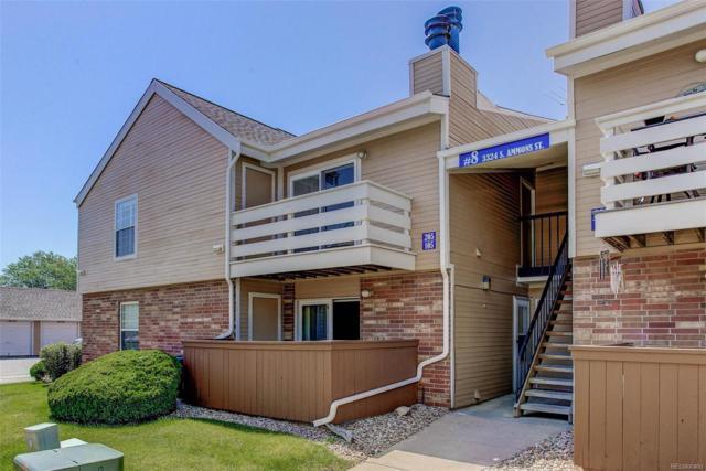 3324 S Ammons Street #205, Lakewood, CO 80227 (#8936223) :: My Home Team