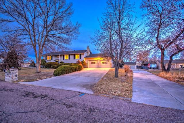 3555 Via Tierra Drive, Colorado Springs, CO 80911 (#8936532) :: HergGroup Denver
