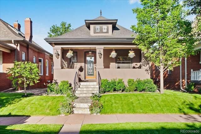 750 S Washington Street, Denver, CO 80209 (MLS #8936668) :: Find Colorado