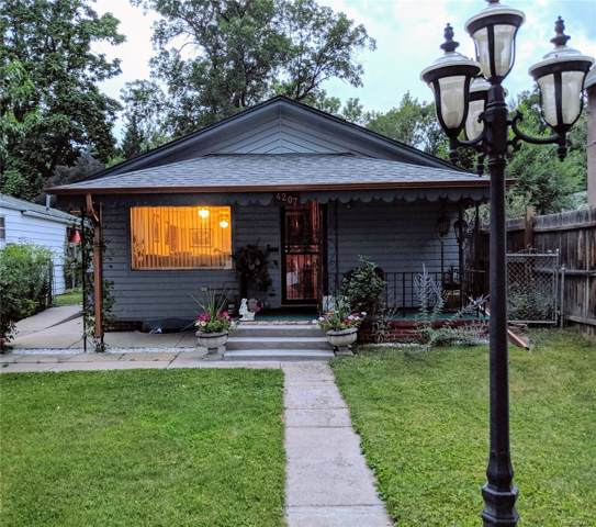 4207 Bryant Street, Denver, CO 80211 (#8937155) :: Bring Home Denver with Keller Williams Downtown Realty LLC