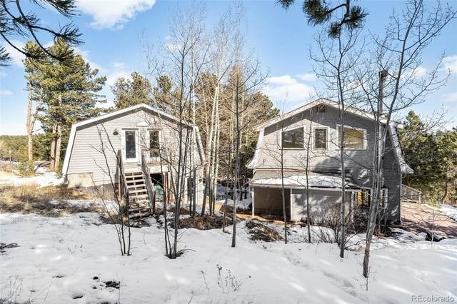 195 Jed Smith Road, Ward, CO 80481 (#8937357) :: Bring Home Denver with Keller Williams Downtown Realty LLC