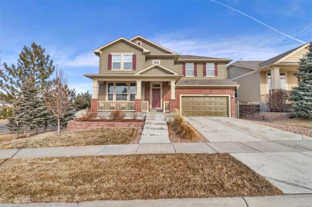 15703 E Meadow Vista Circle, Parker, CO 80134 (MLS #8937783) :: 8z Real Estate