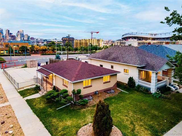 2850 W 21st Avenue, Denver, CO 80211 (MLS #8938263) :: Kittle Real Estate