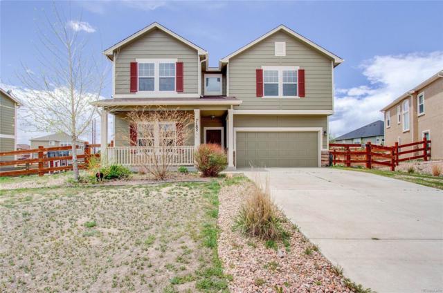 7182 Honeycomb Drive, Peyton, CO 80831 (MLS #8938433) :: 8z Real Estate