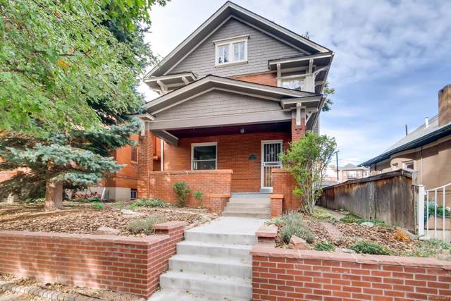 1467 Adams Street, Denver, CO 80206 (MLS #8938481) :: 8z Real Estate