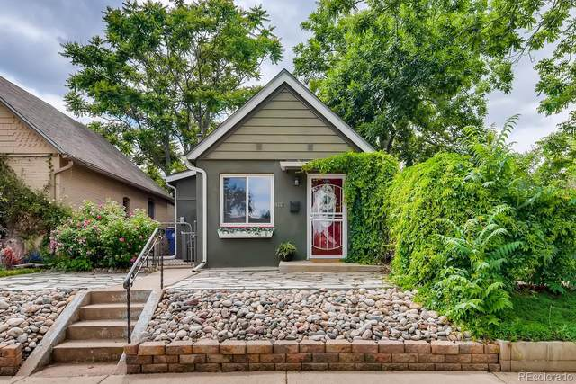 4651 Clay Street, Denver, CO 80211 (#8938631) :: Re/Max Structure