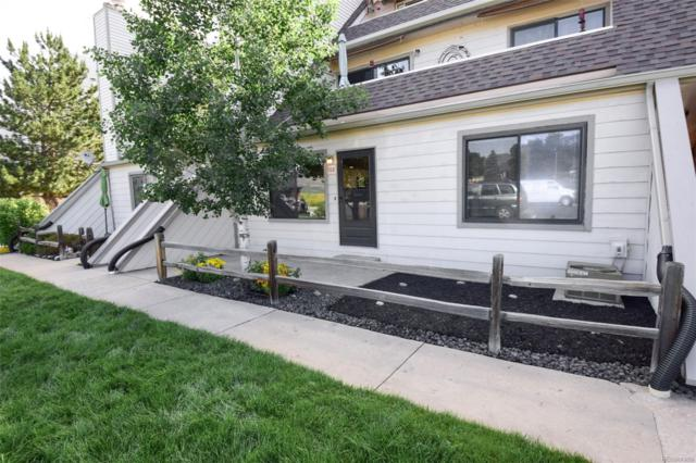 4266 S Eldridge Street #102, Morrison, CO 80465 (#8938880) :: Bring Home Denver with Keller Williams Downtown Realty LLC