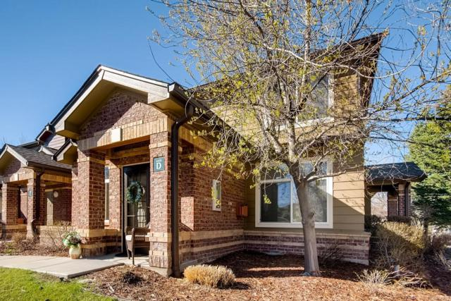 6420 Silver Mesa Drive D, Highlands Ranch, CO 80130 (#8938935) :: The Heyl Group at Keller Williams