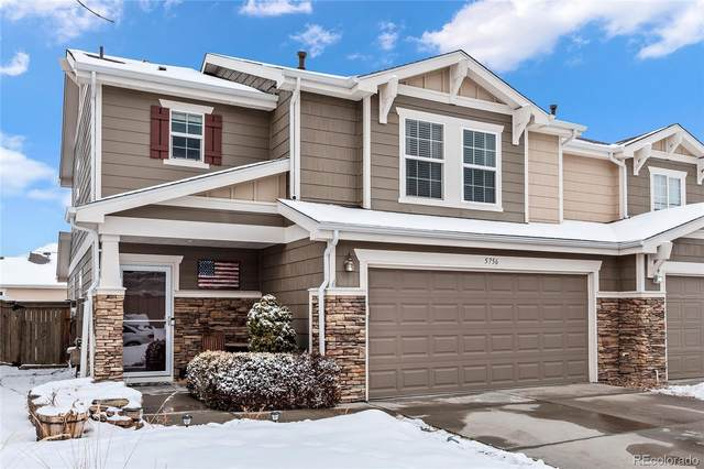 5756 Raleigh Circle, Castle Rock, CO 80104 (MLS #8939185) :: The Sam Biller Home Team