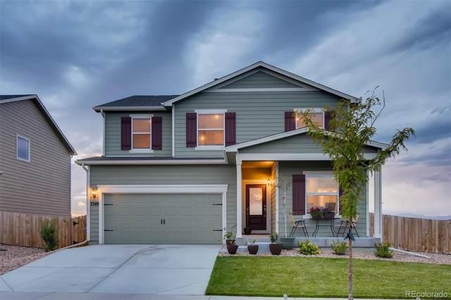 7249 Shavano Avenue, Frederick, CO 80504 (#8939573) :: Symbio Denver