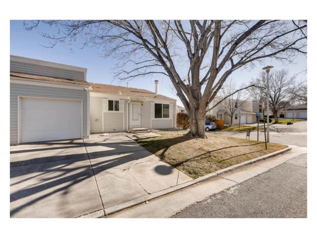 15932 E Rice Place A, Aurora, CO 80015 (MLS #8939781) :: 8z Real Estate