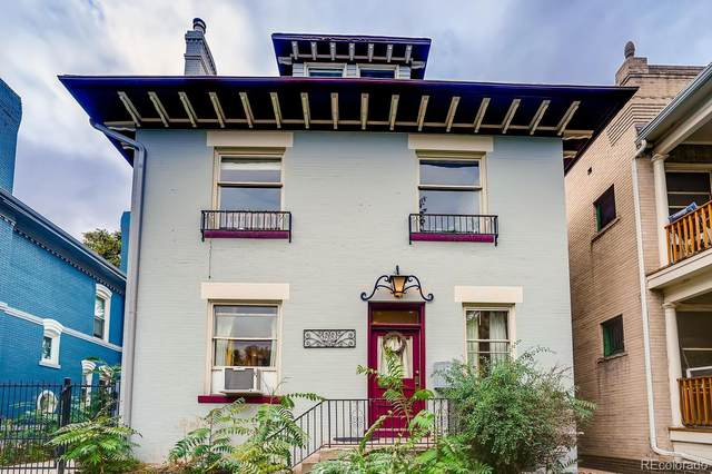 1253 N Pearl Street, Denver, CO 80203 (MLS #8939803) :: Neuhaus Real Estate, Inc.