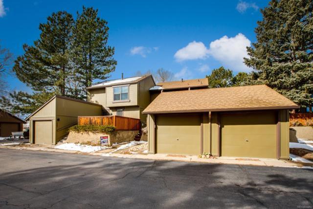 4608 Greenbriar Court #78, Boulder, CO 80305 (MLS #8939958) :: 8z Real Estate