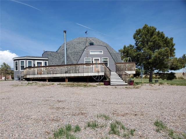 23241 County Road 37, Elbert, CO 80106 (#8939990) :: Bring Home Denver with Keller Williams Downtown Realty LLC