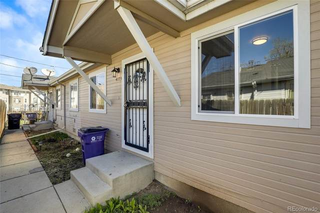 4173 W Walsh Place, Denver, CO 80219 (MLS #8940184) :: Stephanie Kolesar