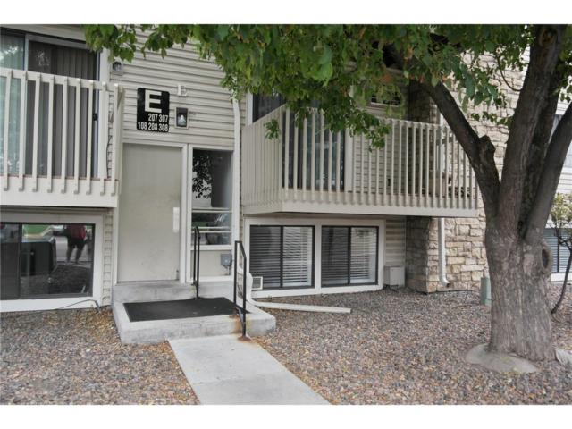 381 S Ames Street E108, Lakewood, CO 80226 (MLS #8940287) :: 8z Real Estate