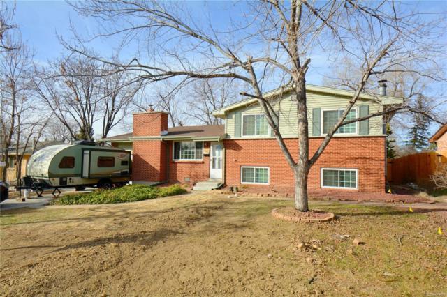 985 W 8th Avenue Drive, Broomfield, CO 80020 (#8940335) :: The Peak Properties Group
