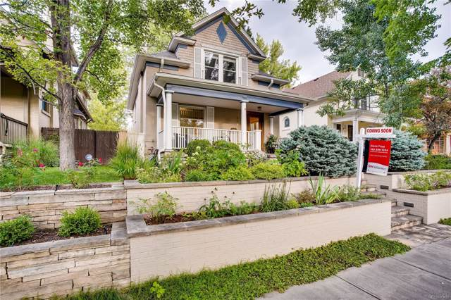 570 N High Street, Denver, CO 80218 (MLS #8940355) :: 8z Real Estate