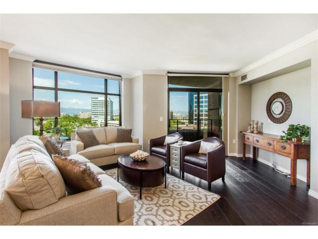 8100 E Union Avenue #1108, Denver, CO 80237 (MLS #8940545) :: 8z Real Estate