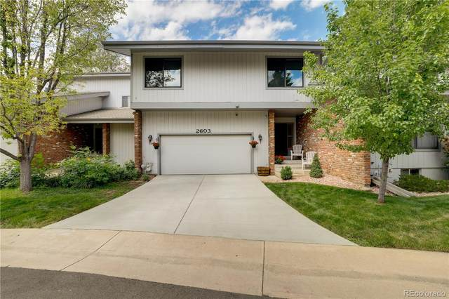 2603 S Wadsworth Circle #5, Lakewood, CO 80227 (MLS #8940735) :: Bliss Realty Group